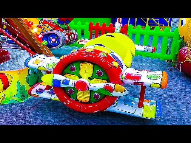 KIDS-FUN-CENTER-entertainment-center-for-kids-from-Nastushik-maze-inflatable-slides-carousel