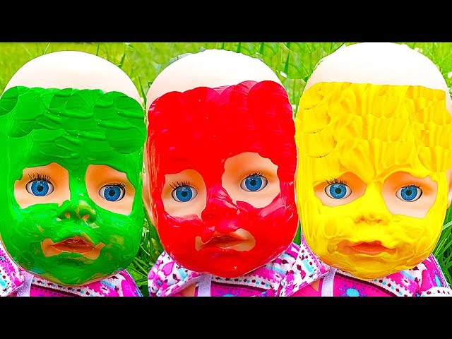 BAD-BABY-VREDNYE-DETKI-BLIZNETSY-TSvetnoe-Litso-Learn-Colors-with-Play-Toys-Dzhoni-Dzhoni-da-papa
