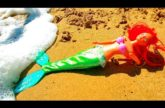 MERMAID-Rusalochka-Printsessy-Disneya-Rusalochka-Ariel-Multik-Trapped-Mermaid-doll-Nastushik